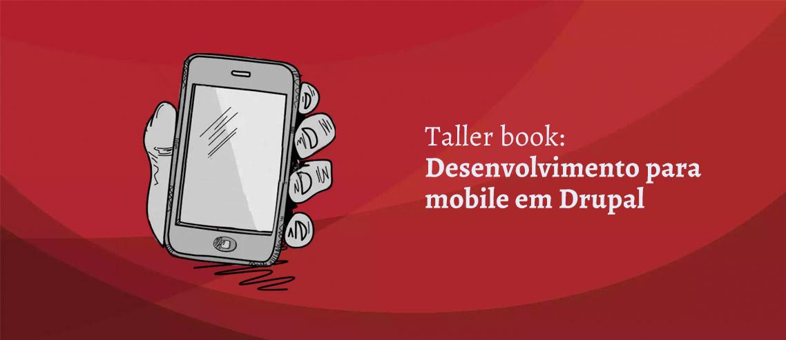 E-book Mobile com Drupal