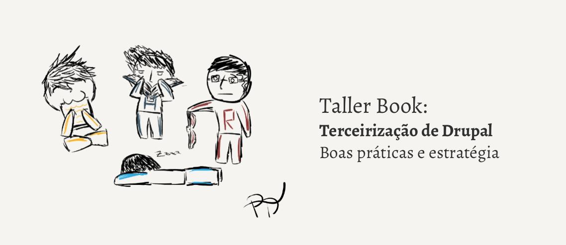 Taller Book: Terceirização de Drupal
