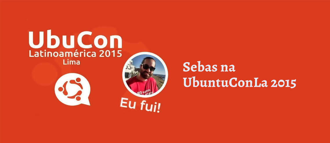 Sebastian Ferrari na UbuCon LA