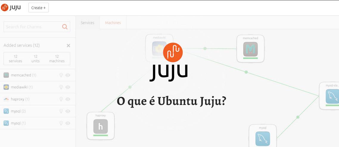 O que é Ubuntu Juju